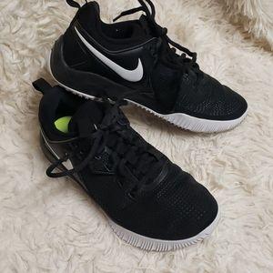 Nike Zoom black athletic shoe